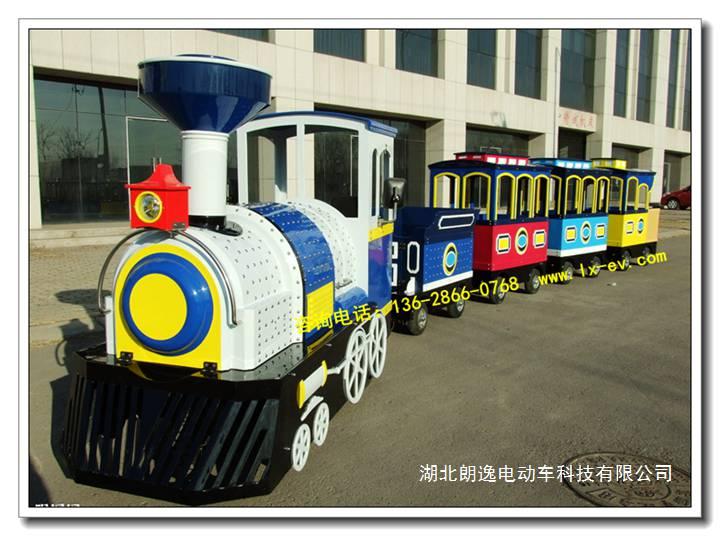 万达广场电动观光小火车