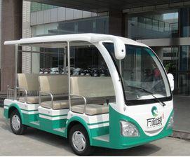 【万和城】成功购买朗逸8座电动观光车