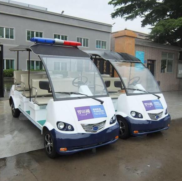 桂林【罗山湖集团】选对产品——朗旭电动观光车