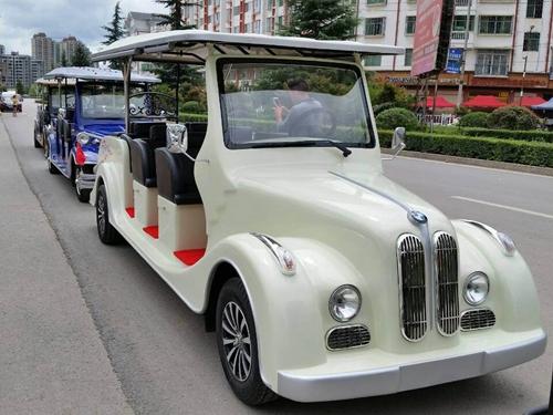 【贵州】婚庆公司电动老爷车,让您眼前一亮,过目不忘