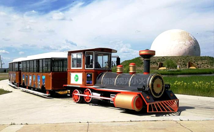 燃油观光小火车柴油观光火车