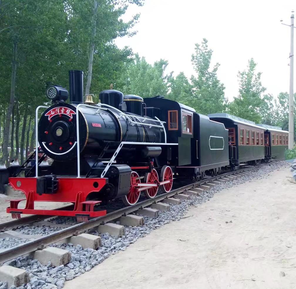 轨道观光列车-120座
