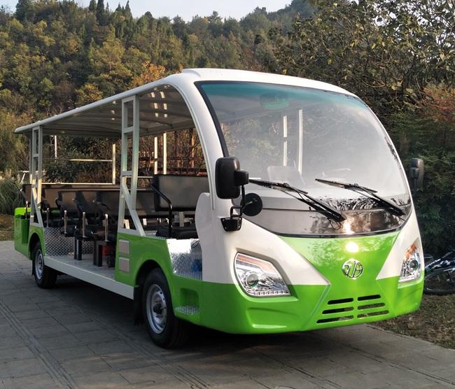 23座燃油观光车(钣金)