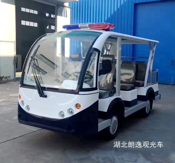 8座电动巡逻车(朗劲款)