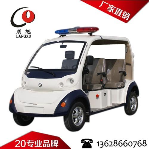 4座电动巡逻车-4座巡逻车(熊猫款)