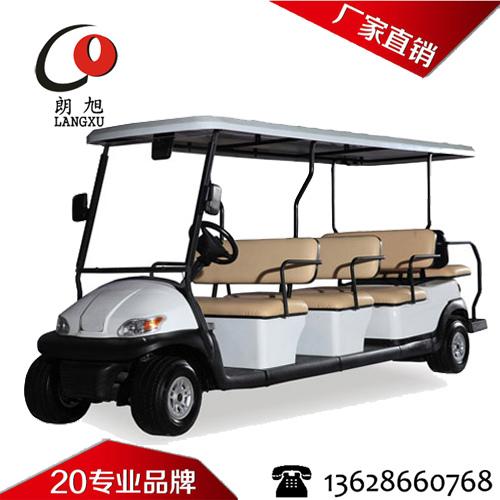 电动观光车-11座高尔夫观光车
