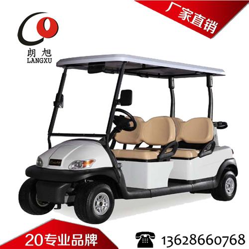 电动高尔夫球车-4座
