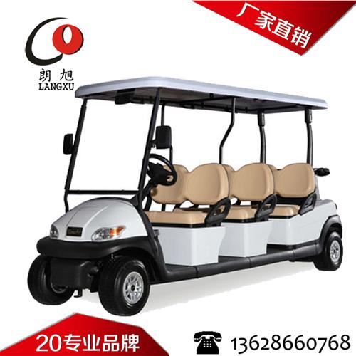 电动高尔夫球车-6座