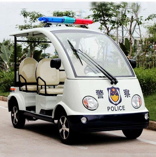(朗逸款)电动警用巡逻车-4座电动巡逻车