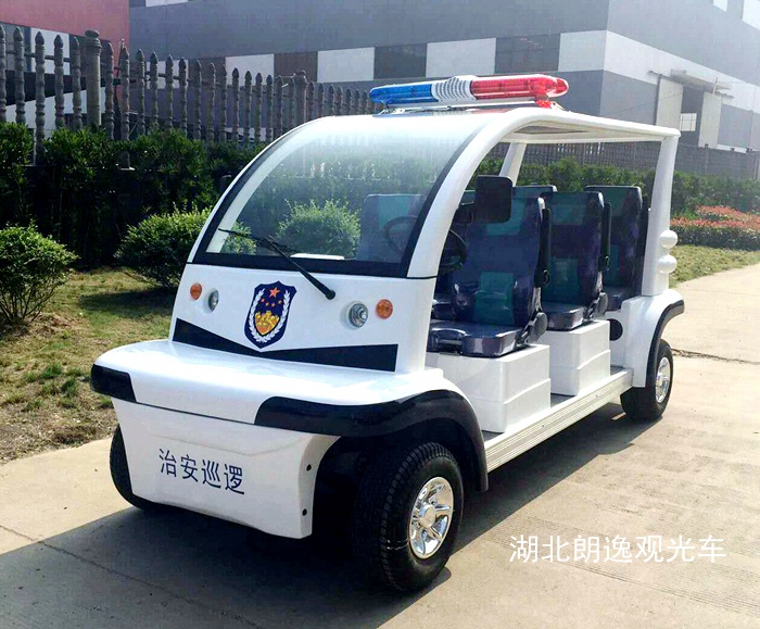 6座电动巡逻车(朗劲款)