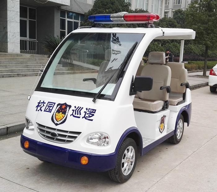 4座电动巡逻车-治安巡逻车(朗吉款)