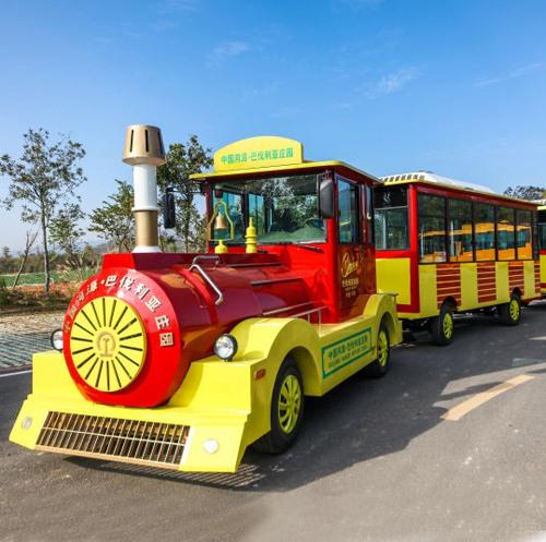 观光小火车-71座观光小火车