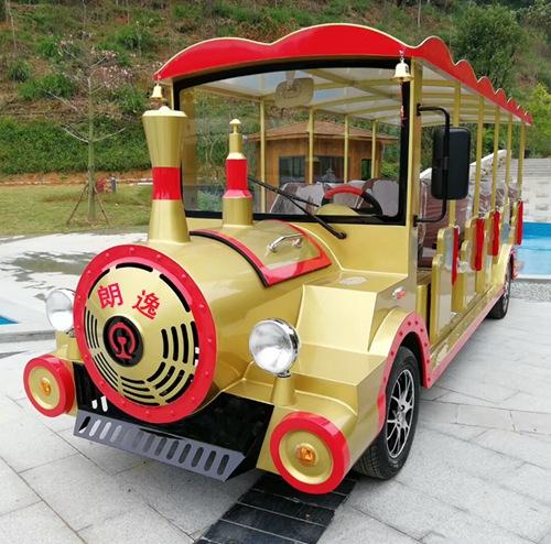14座观光小火车