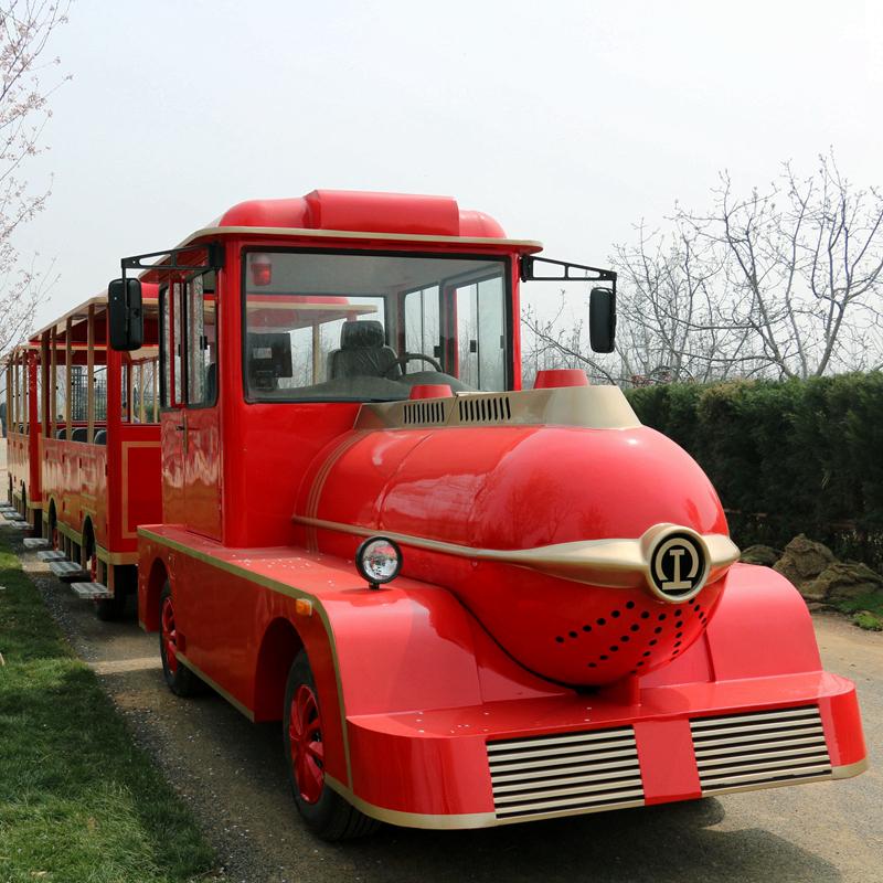 71座观光火车-燃油观光小火车