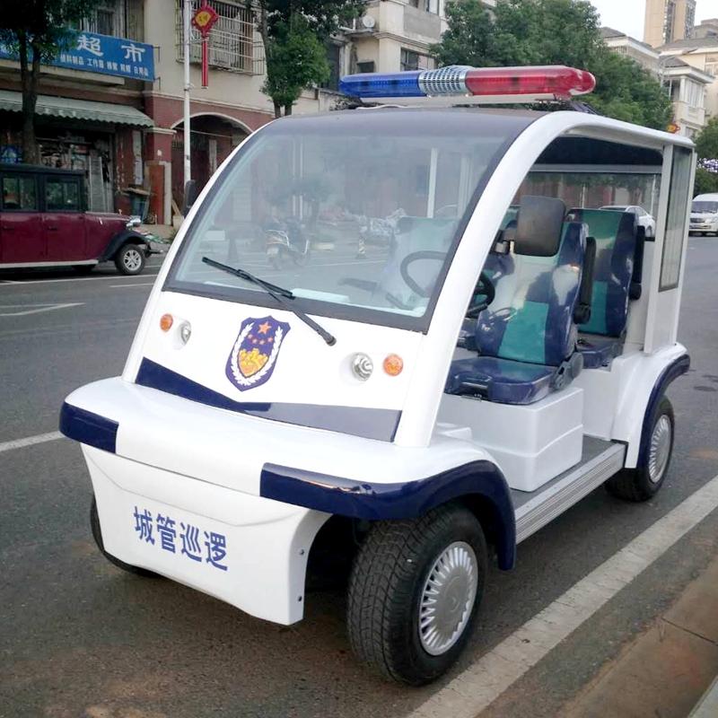 4座电动巡逻车(朗劲款)