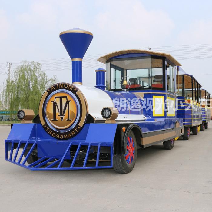 景区无轨观光小火车-48+2座旅游观光小火车